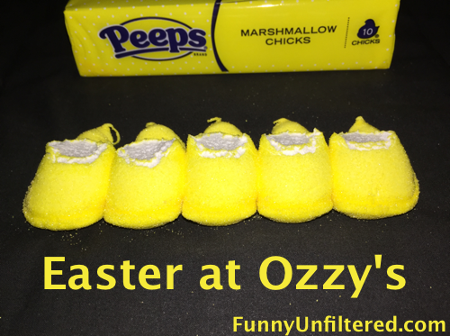 Easter at Ozzys FU